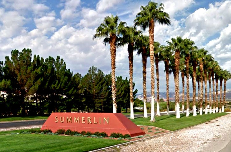 Move to Summerlin South