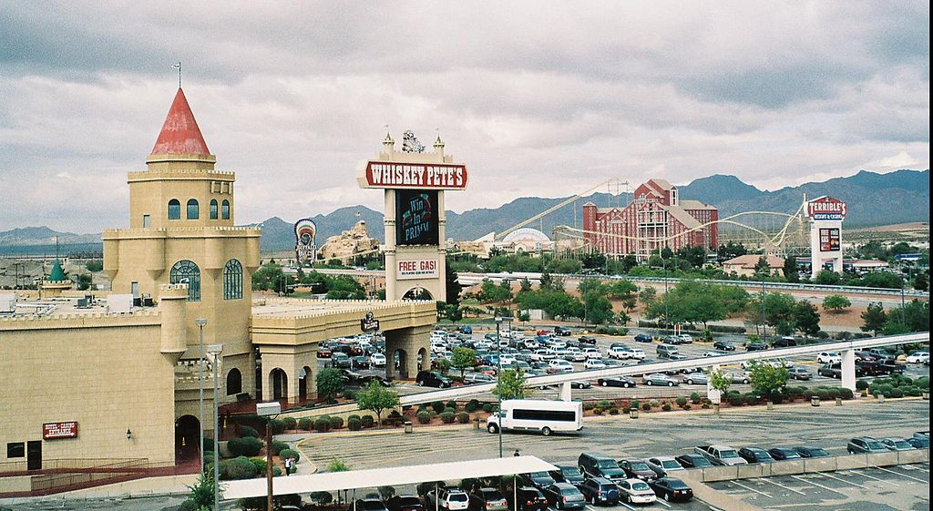 Primm- enjoy the nature of this Las Vegas suburb, and be very close to Las Vegas downtown