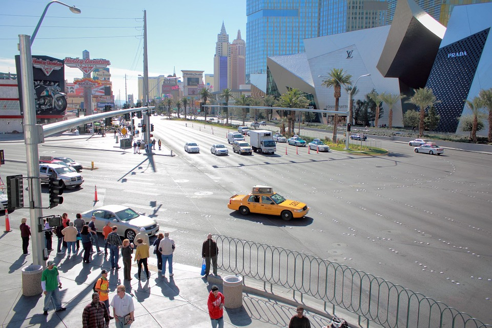 You must own a car if you consider moving to Las Vegas.