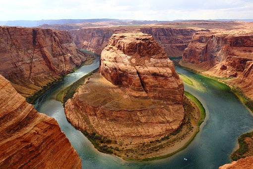The Colorado River will leave you speechless.