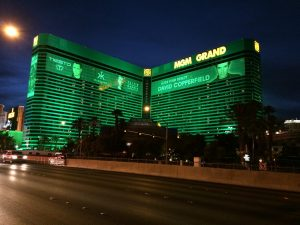 Las Vegas attractions MGM