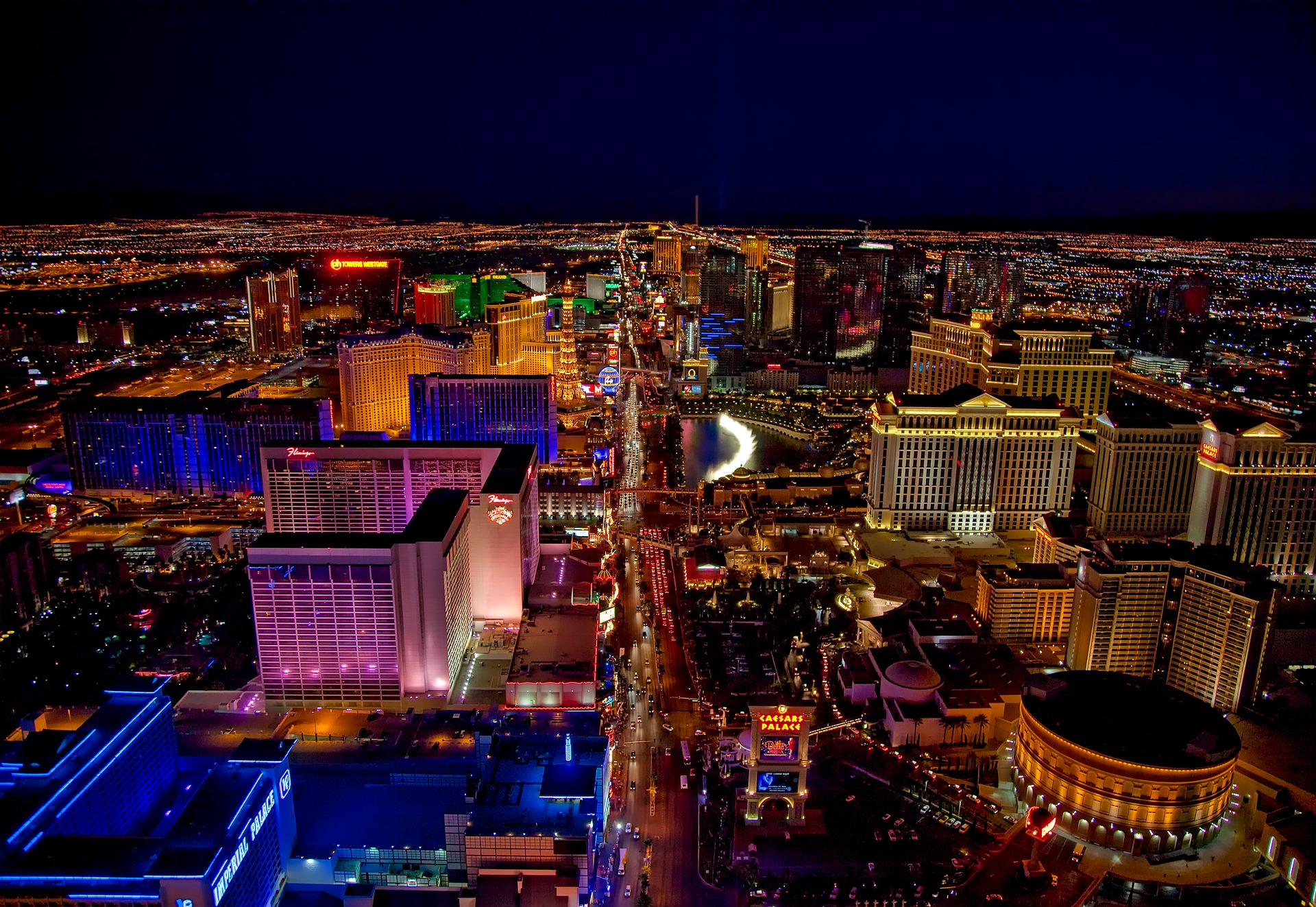 Nightlife in Las Vegas - something for everyone