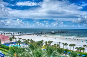 Florida beach - a perfect place to enjoy every day