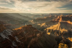 The Grand Canyon, biggest canyon on Earth