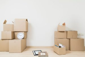 Many boxes you need for local moving