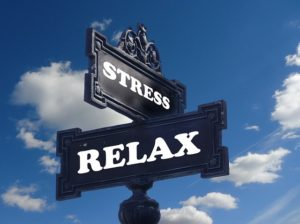 Stress and relax signs - make sure to find a way that can help you avoid stress when moving.