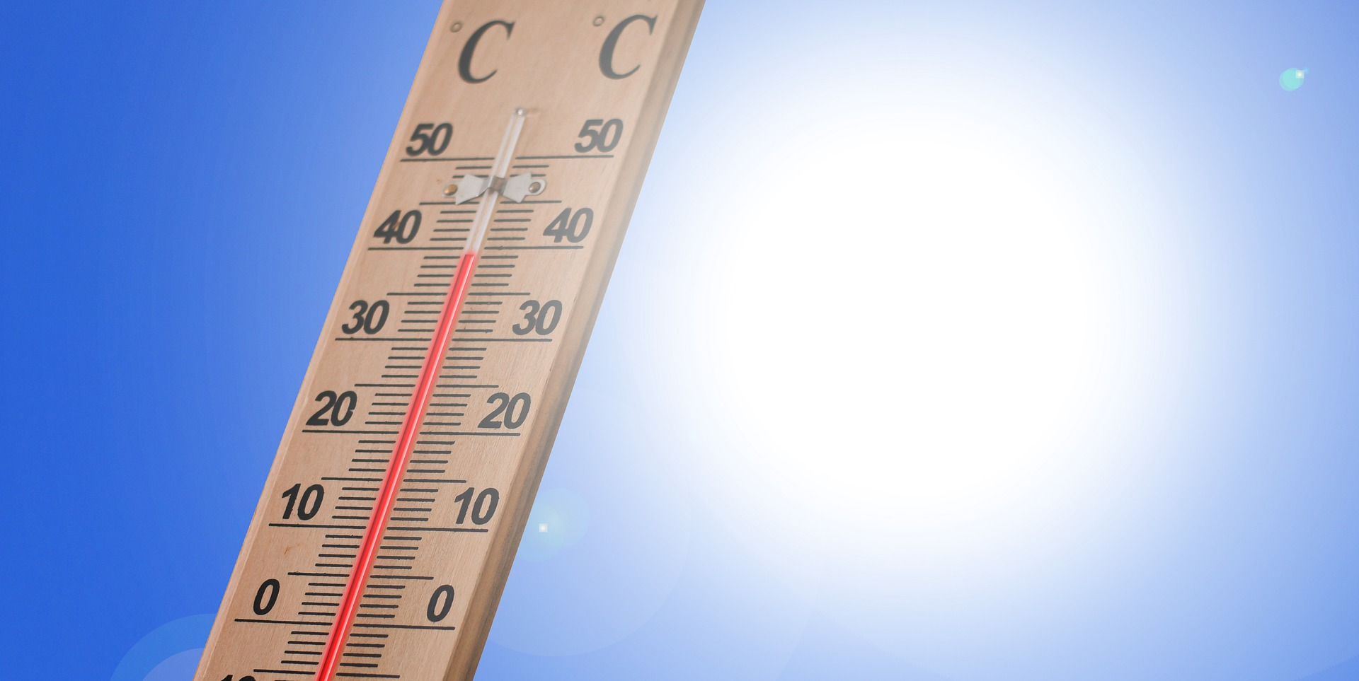 Thermometer - How to overcome Nevada's heat