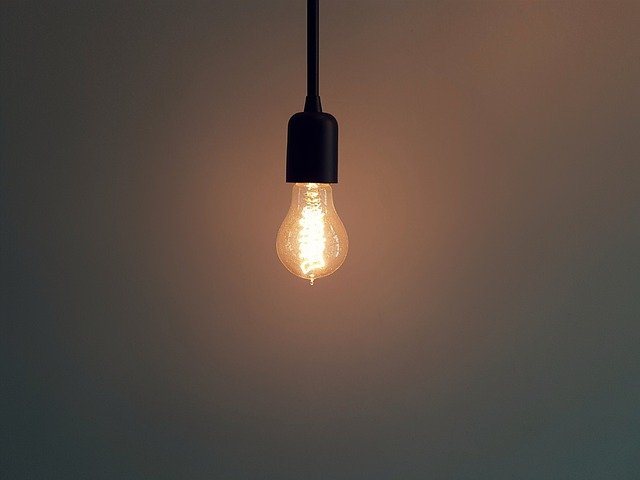 Lightbulb.