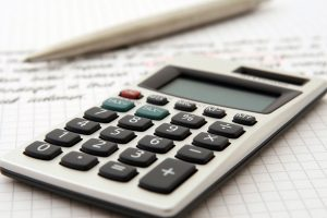 A calculator on a paper you can use to define all your costs and negotiate a house price that is favorable.
