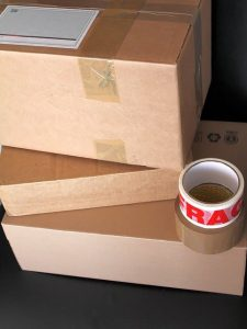 Moving Boxes Tape - Best moving supplies for moving your furniture internationally