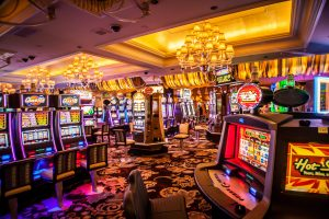 The interior of a casino you might miss after moving your business out of Nevada