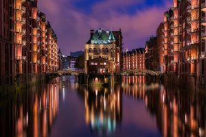 Hamburg in Germany is one of the best European cities Americans are moving to.