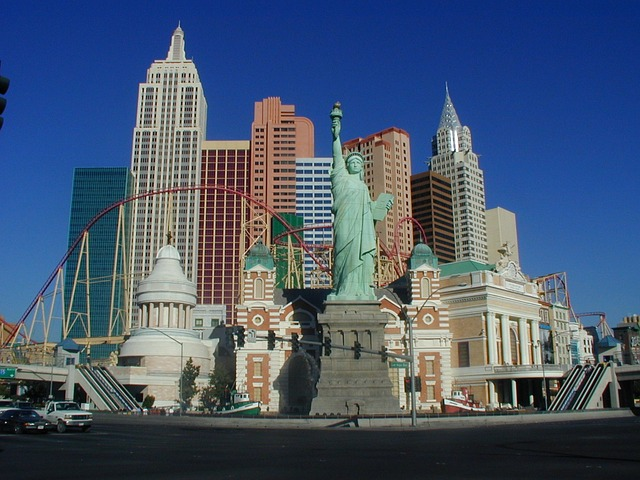 Las Vegas places inspired by NYC
