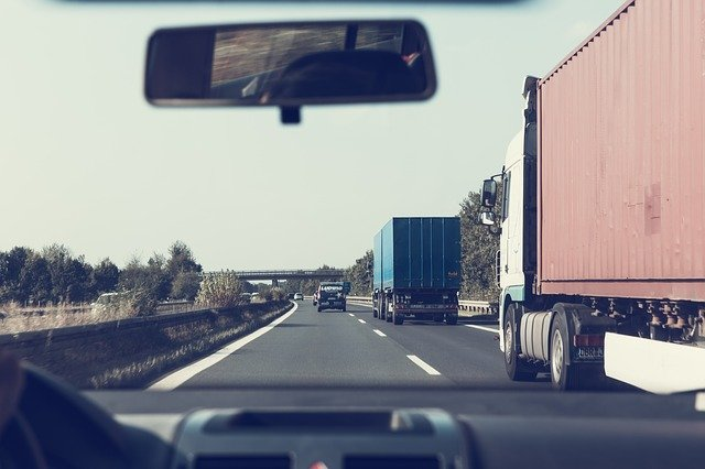 Trucks on the read. Take your time to plan the best route for your Las Vegas to California upcoming move.
